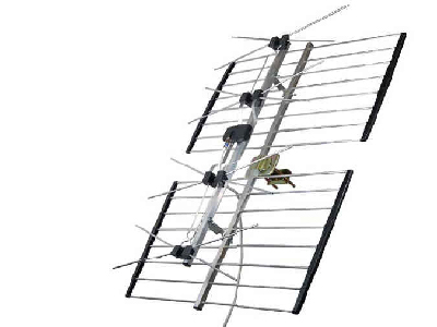 Channel Master CM4221 ULTRAtenna 60 4 Bay Outdoor Antenna