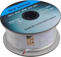 C&E Speaker Wire, 250' Spool 18AWG, CL2 rated