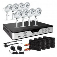 Zmodo 8-Channel DVR Security System